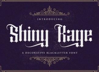 Shiny Kage Font