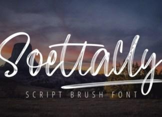 Soettally Font