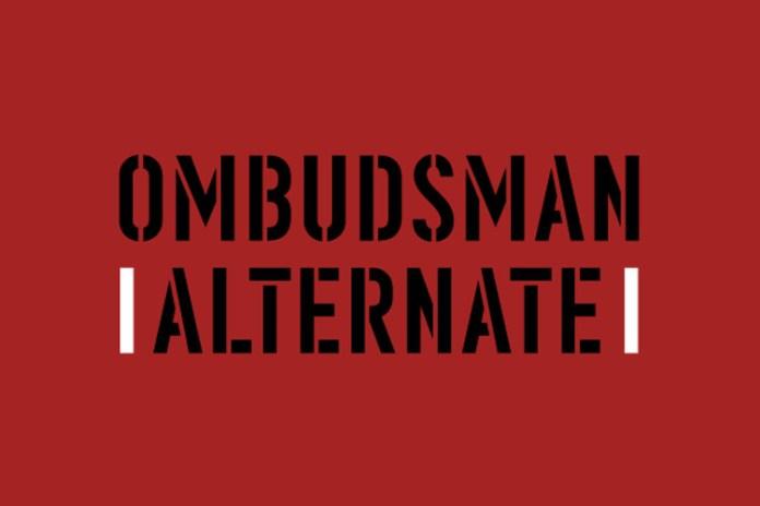 Ombudsman Alternate Display Font