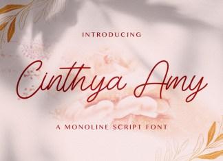 Cinthya Amy Font