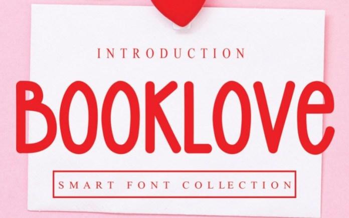 Booklove Font
