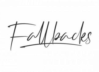 Fallbacks Script Font