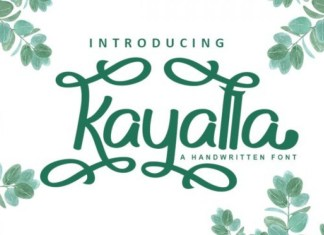 Kaylla Font