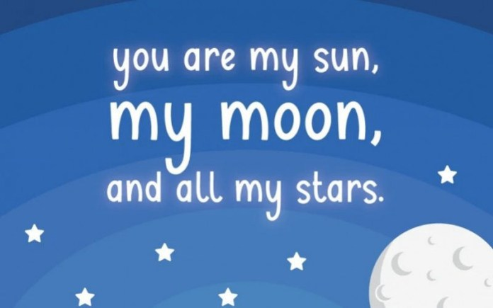 Luna love Display Font