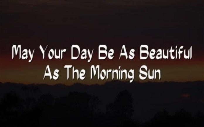 Morning Sky Font