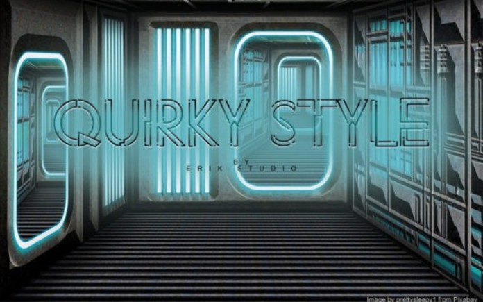 Quirky style Display Font