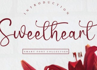 Sweetheart Font