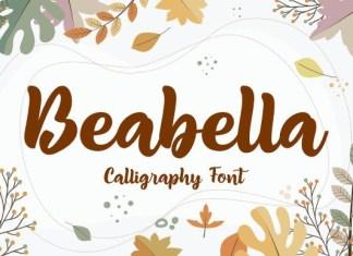 Beabella Script Font