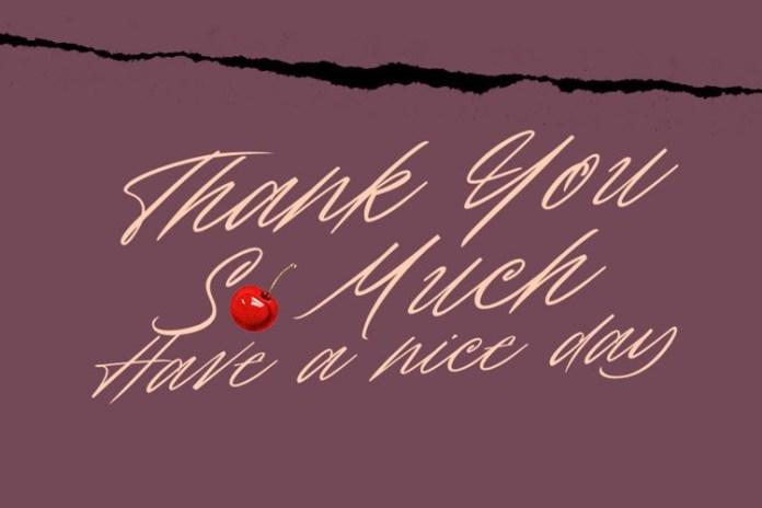 Baverley Astone Handwritten Font