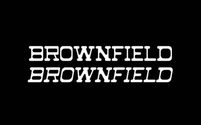 Brownfiled Display Font