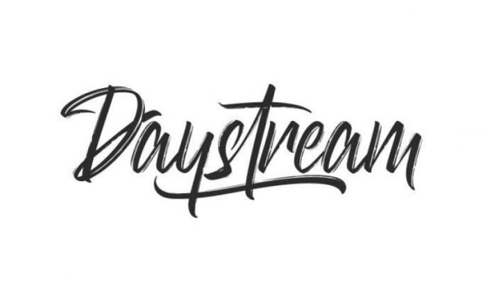 Daystream Brush Font