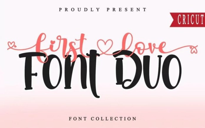 First Love Calligraphy Font