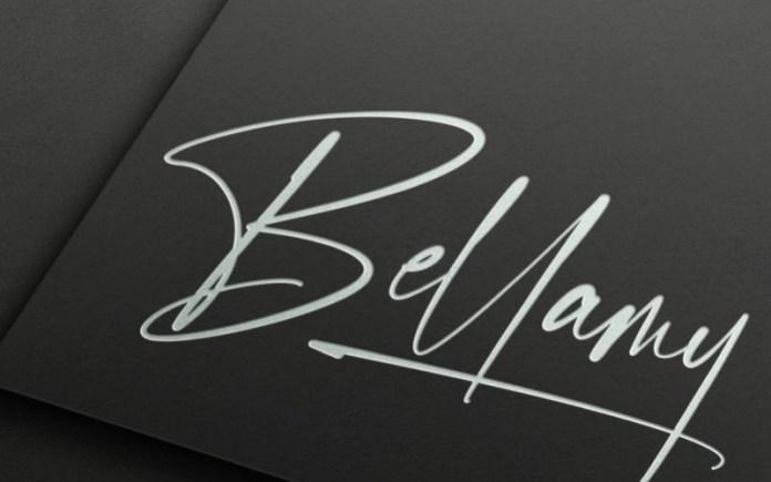 Gantelline Handwritten Font