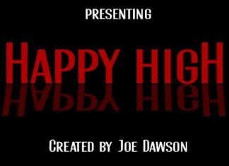 Happy High Sans Serif Font