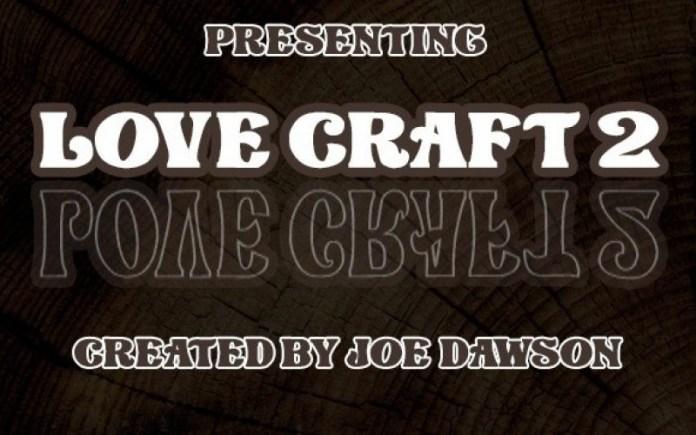 Love Craft 2 Display Font