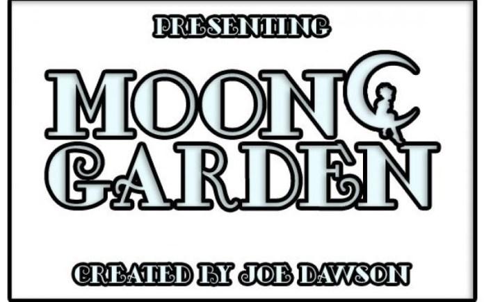 Moon Garden Display Font