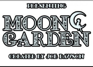 Moon Garden Display Font