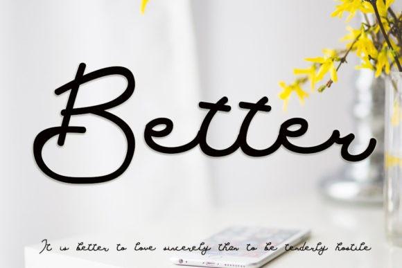 Sunday Fun Handwritten Font