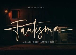 Fautisma Script Font