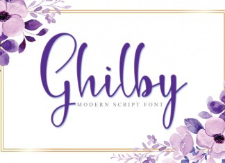 Ghilby Script Font
