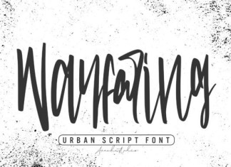 Wayfaring Script Font