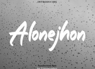 Alonejhon Font