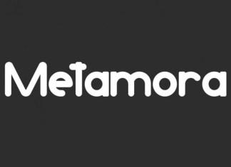 Metamora Display Font