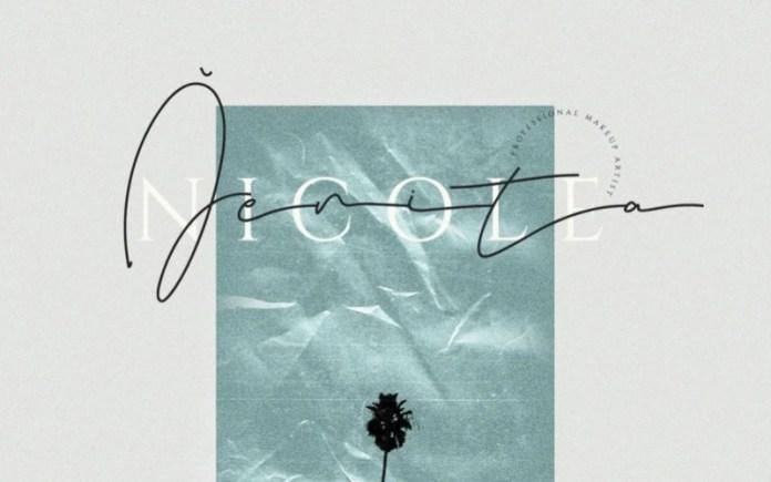 Sintha Moqen Handwritten Font