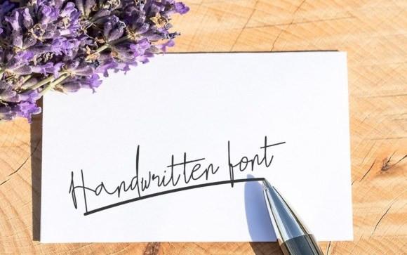 The Dayana Story Handwritten Font