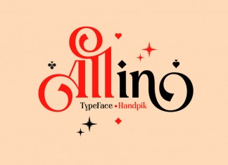 All In Serif Font