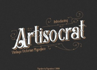 Artisocrat Display Font