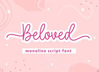 Beloved Handwritten Font