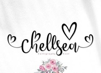 Chellsea Script Font