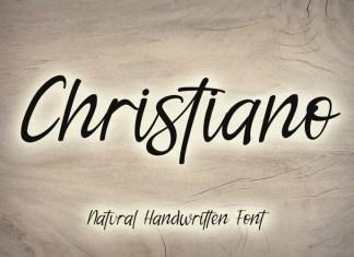 Christiano Script Font