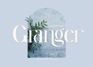 Granger Serif Font