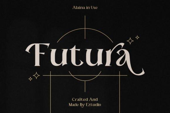 Alaina Serif Font
