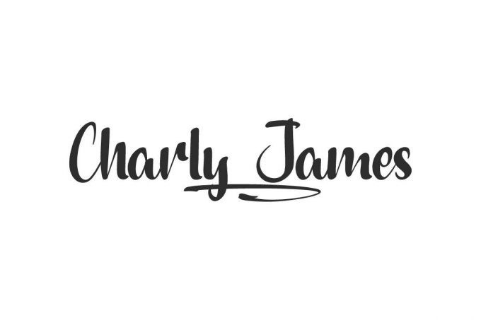 Charly James Script Font