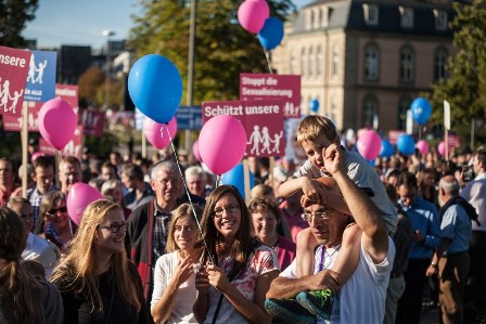 DEMO FÜR ALLE am 19.10.2014 in Stuttgart