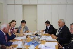 Arbeitsgespräch mit Kultusminister Dr. Ludwig Spaenle am 12.9.2016 in München