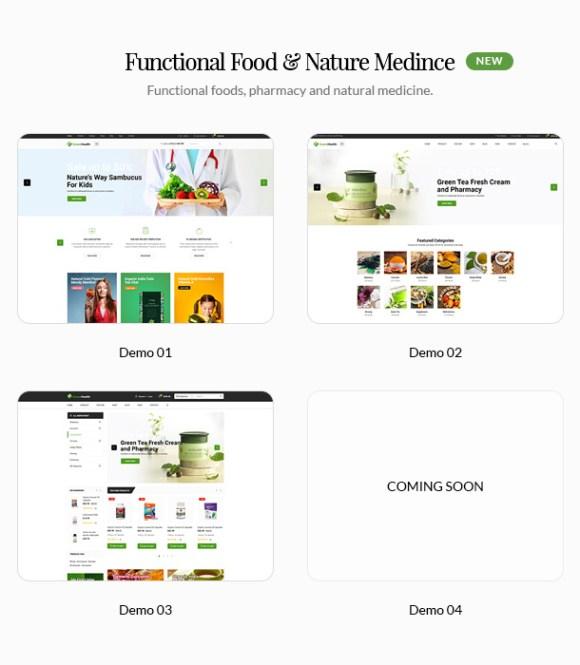 GreenMart – Organic & Food WooCommerce WordPress Theme - 12
