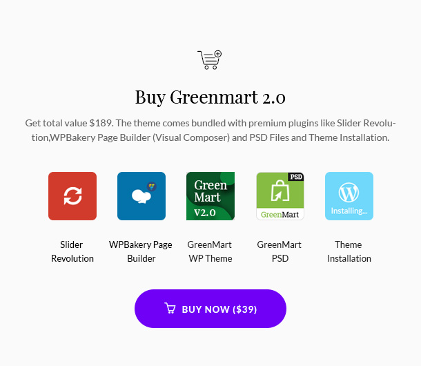 GreenMart – Organic & Food WooCommerce WordPress Theme - 20