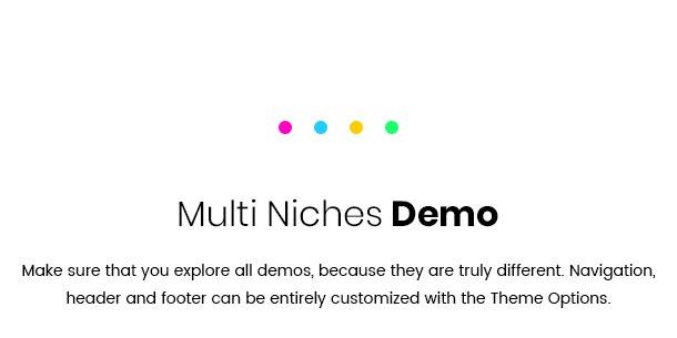 Puca - Optimized Mobile WooCommerce Theme - 12