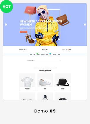 Puca - Optimized Mobile WooCommerce Theme - 20