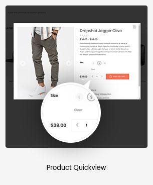 Puca - Optimized Mobile WooCommerce Theme - 82