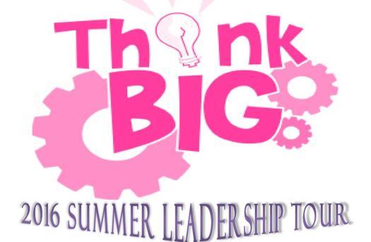 Summer Leadership Tour 2016