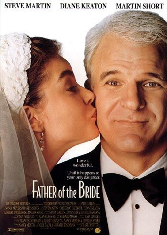 affiche du film le père de la mariée