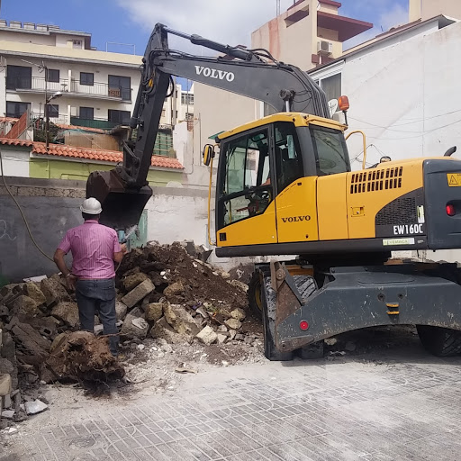Excavadoras de ruedas