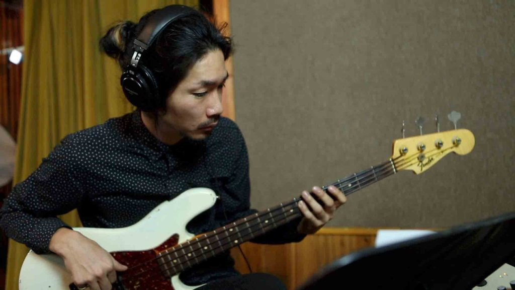 Demo My Song - Session Musician - Bass - Shin