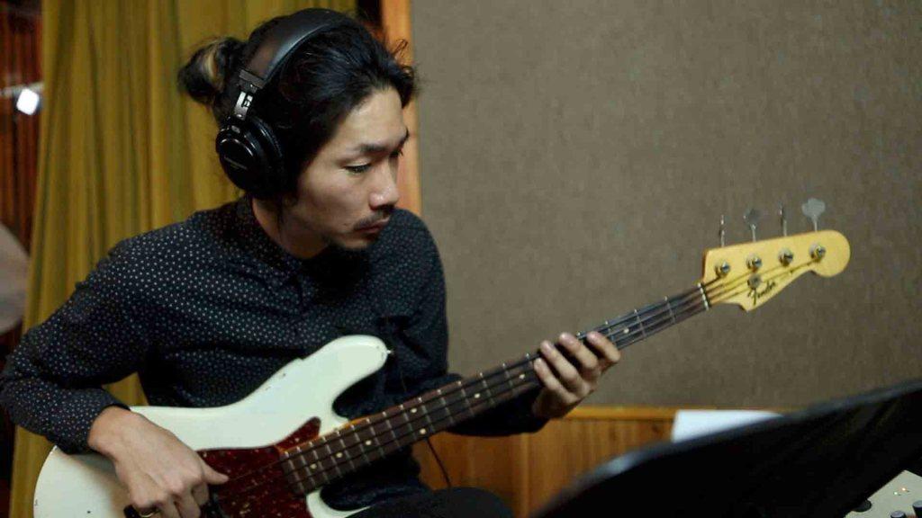 Demo My Song - Session Musician - Bass - Shin