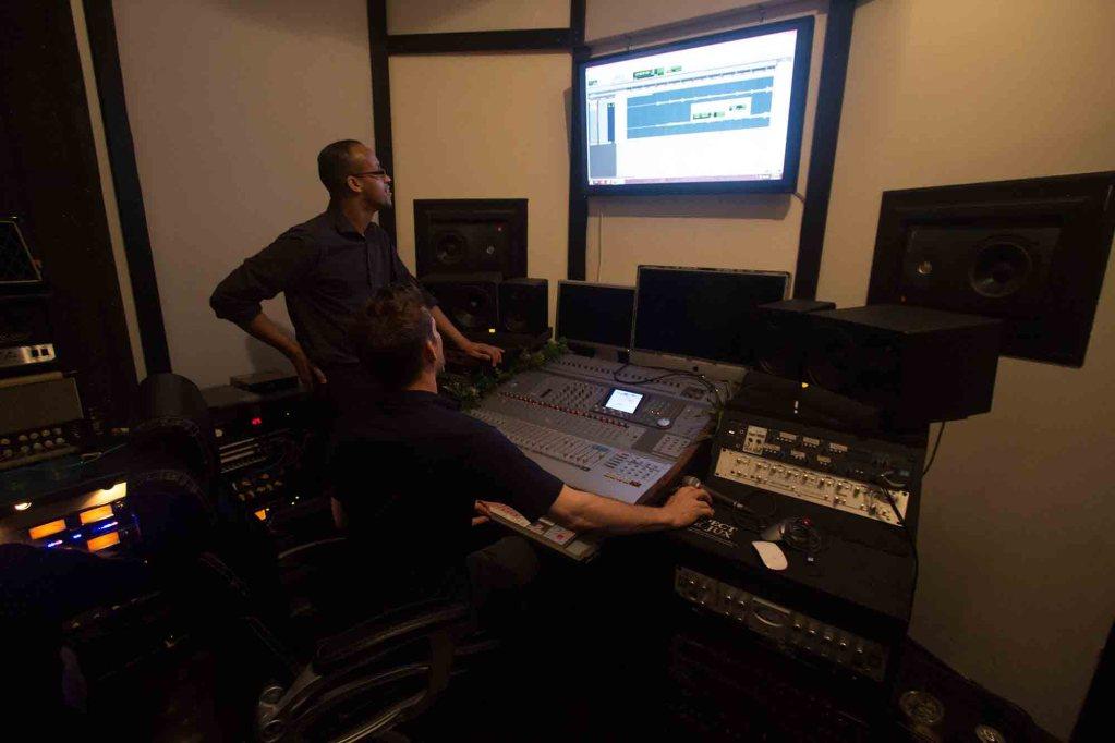 Song Demo Studio Mixing